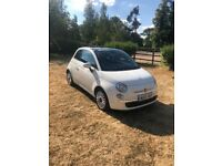 Fiat 500 twin air excellent condition. Quick sell due to having a baby