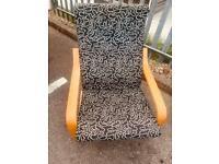 Ikea Pello chair /rocking chair