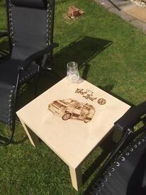 VW T4 / T5 Transporter Coffee Table