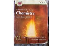 Chemistry A Level OCR AS