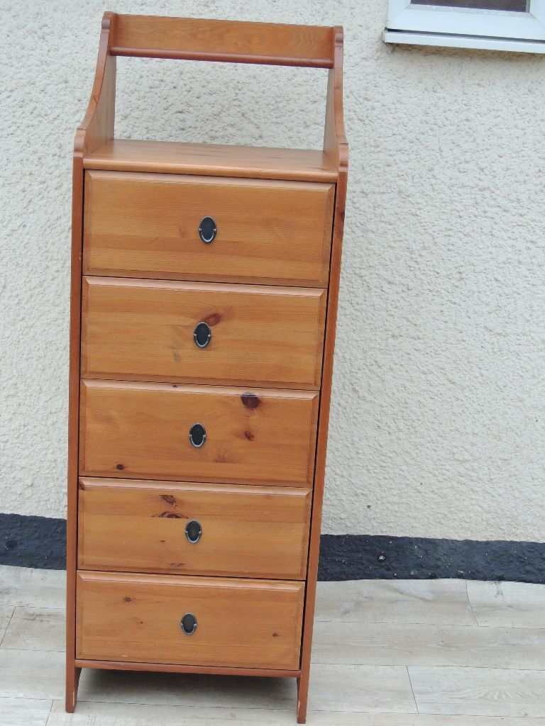 Pine tall chest of drawers leksvik ikea delivery in for Chest of drawers ikea