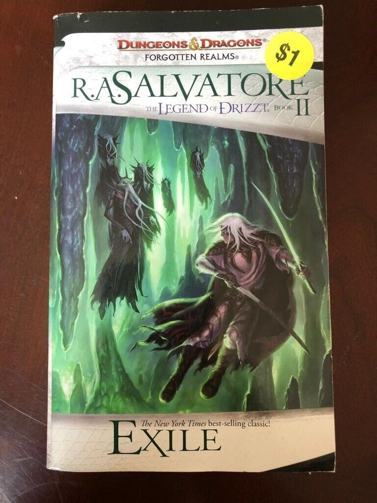 Books by R A Salvatore | in Wimbledon, London | Gumtree