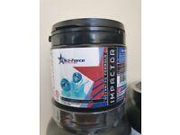Fat burner 250g blue raspberry flavour amazing taste workout powder