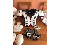 American football full adult gear for sale