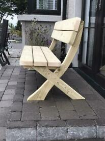 Garden bench / Summer seat