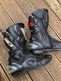 Sidi Gore Tex boots UK8