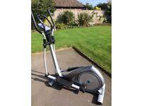 Body Max E60 Elliptical Cross Trainer, virtually unused, excellent condition