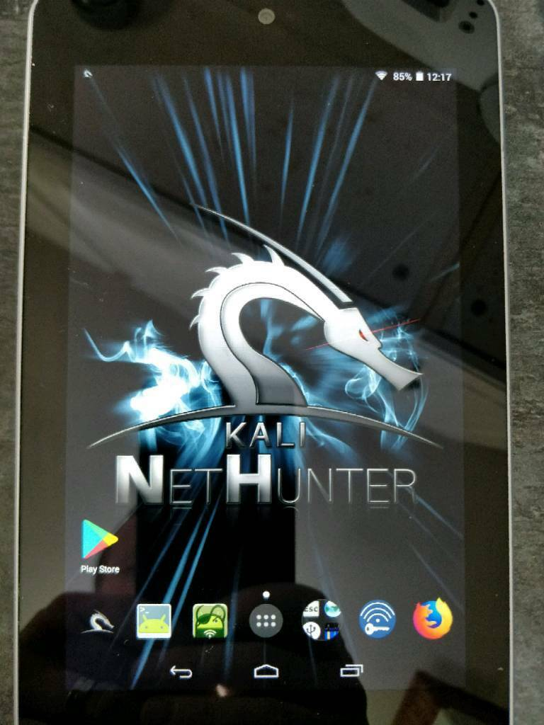 Nexus 7 2012 WiFi PWN PAD | Kali Linux Nethunter & ALFA AWUS036NH | in  Crosby, Merseyside | Gumtree