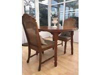 French Dining Table & Chairs