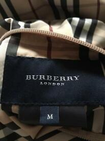 Men's Burberry jacket