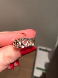 1e0bb2f43 Tiffany Hearts Ring | Kijiji in Ontario. - Buy, Sell & Save with ...