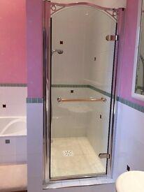 Daryl (by KOHLER) - Shower Screen / Enclosure - Bathroom - RRP £1,250