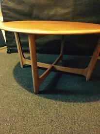 Retro ercol coffee table