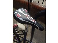 Bicycle saddle/ bike seat (used)
