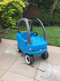 Little tikes cozy coupe sports edition