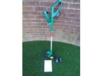 Qualcast 18V Cordless Grass Trimmer