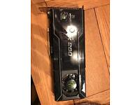 Nvidia gtx260 black edition graphics card