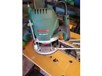 Bosch POF1200ae Router 1/4""