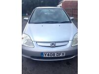Honda Civic se for sale