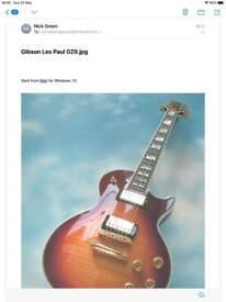 Gibson Les Paul Supreme June 2006 in Heritage Cherry Sunburst