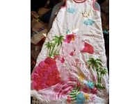 Baby sleeping bag 6-12months
