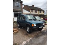 Land Rover discovery2 td5