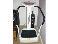 Vibration Plate Machine Crazy Fit Massage