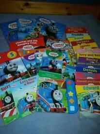 Thomas the tank engine items
