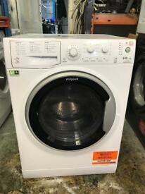 Hotpoint washer dryer is very nice neat and clean 8+6 kg new modle
