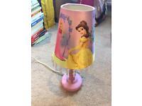Disney Princess Lamp