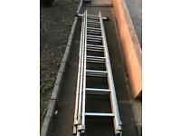 3x12 rung zarges ladder.high quality