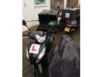 Honda vision 2013 very low milages excellent engine condition