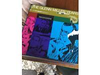 The Glenn Miller Years, collectible vinyl