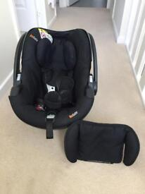 Baby/Childs Car Seat. Be Safe iZi Go Modular. Used very little over 18 months.
