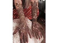 Henna/ mehndi artist for ladies