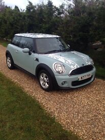 Mini 62 plate only 30k miles full mini service history