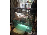 The Gerbilarium is a complete gerbil homing solution for your gerbil