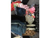 Girls Clothes 10-11yrs