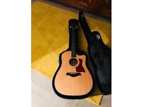 Taylor 310ce Dreadnought Acoustic-Electric Guitar - Original case included.