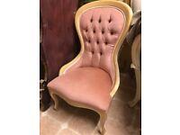 Lovely bedroom chair