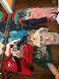 Boys Clothes Bundle 12-18 mths