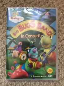 Baby TV's 'Big Bugs Band' in Concert DVD