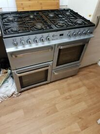 Flavel double oven