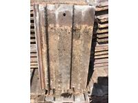 Redland 49 Roof Tiles 1200 Used