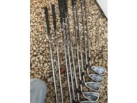 Mizuno widec golf clubs