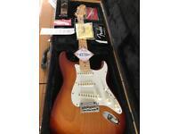 Fender Stratocaster American Standard 2015