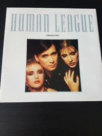 The Human League - Greatest Hits - Vinyl Album