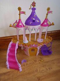 My Little Pony castle set