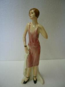 "VINTAGE GOEBEL FIGURINE – ""AT THE TEA DANCE"""