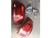 Audi A3 8P Rear Lights (03-12) MY11 Facelift - UNMARKED PERFECT CONDITION